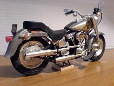 [Moto] Harley-Davidson FLSTF Fat Boy - Imai 1/12-dsc00618.jpg