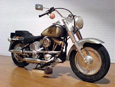 [Moto] Harley-Davidson FLSTF Fat Boy - Imai 1/12-dsc00622.jpg