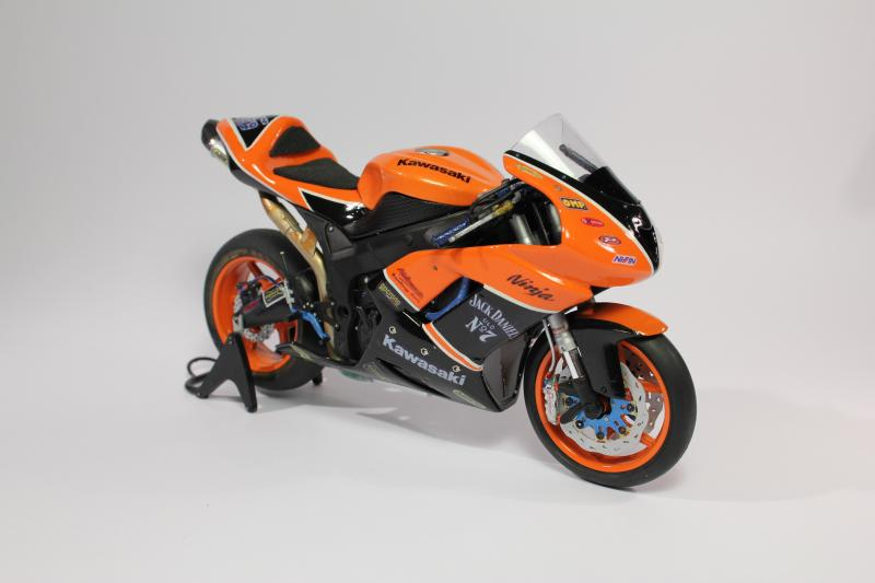 Moto 1 12 Honda Cbr1000rr Tourist Trophy 2010 Pagina 3