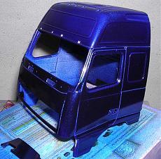 Wip Italeri 1/24 - Volvo Fh-16 Globetrotter Xl-dscn5011.jpg