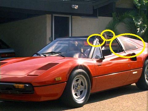 Magnum Pi Ferrari 308 Gtb Www Pixshark Com Images