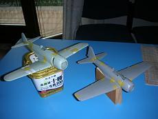 """[Aereo] Mitsubishi A6M3 """"Zero"""" e Nakajima Ki-84 """"Frank""""-zf002.jpg"""