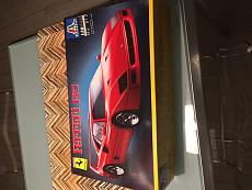 Ferrari f40 italeri 1/16-img_1270.jpg
