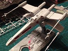 [StarWars] Bandai  1/72 X-Wing Starfigther  [finito]-007.jpg