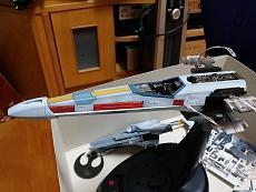 [StarWars] Bandai  1/72 X-Wing Starfigther  [finito]-1540476_10207091288694678_1973750532079932745_o.jpg