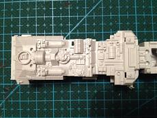 [StarWars]  Diorama + Y-Wing Starfighter  - Bandai 1/72-img_8512.jpg