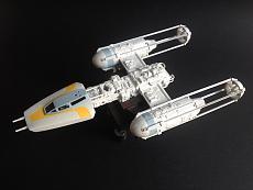 [StarWars]  Diorama + Y-Wing Starfighter  - Bandai 1/72-img_8615.jpg
