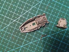 [StarWars]  Diorama + Y-Wing Starfighter  - Bandai 1/72-img_8702.jpg