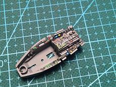 [StarWars]  Diorama + Y-Wing Starfighter  - Bandai 1/72-img_8767.jpg