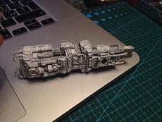 [StarWars]  Diorama + Y-Wing Starfighter  - Bandai 1/72-img_8934.jpg