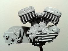 [Moto] Harley Davidson WLA 750 - Italeri 1/9-20171029_202646.jpg