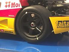 [auto] Ferrari f40 competizione monteshell, 1/24 tamiya-img_1050.jpg