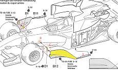 [AUTO] Tamiya Ferrari F2001 scala 1:20 - decal Marlboro e fotoincisioni Studio 27-bargeboards.jpg
