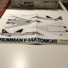 (Aereo) F-14 A tomcat 1/48 Tamiya-39b7b94d-25d2-4f37-af3b-21246356d2a4.jpg