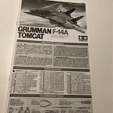 (Aereo) F-14 A tomcat 1/48 Tamiya-14c3cab3-da7c-4fb0-be46-7afa2388f4e4.jpg