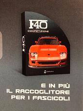Ferrari F40 competizione 1/8 Centauria - Build guide-img_1435.jpg