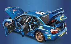 Costruisci la Subaru Impreza WRC 2003 1:8 Hachette-img_20190130_181043.jpeg