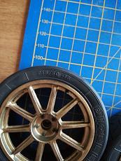 Costruisci la Subaru Impreza WRC 2003 1:8 Hachette-img_20190203_162624.jpeg