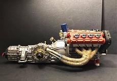 Ferrari F40 competizione 1/8 Centauria - Build guide-img_8437.jpg