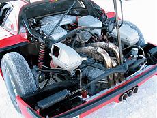 Ferrari F40 competizione 1/8 Centauria - Build guide-eurp_0802_09_z-1992_ferrari_f40-rear_engine.jpg