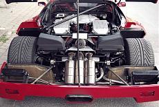 Ferrari F40 competizione 1/8 Centauria - Build guide-ferrari-f40-engine.jpg
