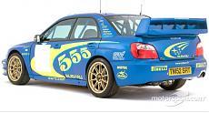 Costruisci la Subaru Impreza WRC 2003 1:8 Hachette-img_20191029_143449.jpeg