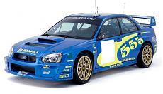 Costruisci la Subaru Impreza WRC 2003 1:8 Hachette-img_20191029_143507.jpeg