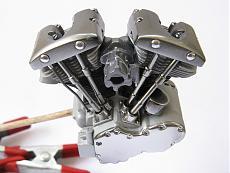 [Moto] Harley-Davidson FLH '68 Panshovel Electra Glide - Revell 1/8-img_4444.jpg