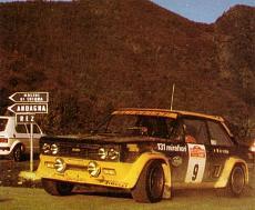 """[AUTO]Fiat 131 italeri 1 """"Olio fiat""""-76sanremo09veriniig6.jpg"""