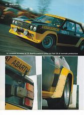 """[AUTO]Fiat 131 italeri 1 """"Olio fiat""""-4.jpg"""