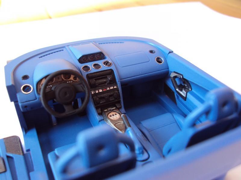 Auto Lamborghini Gallardo Fujimi 1 24 Fotoincisioni
