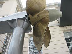National Maritime Museum - Greenwich (Londra)-elica.jpg