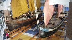 Museo della marineria di Cesenatico - Trabaccolo e Bragozzo-20140125_171305.jpg