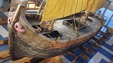 Museo della marineria di Cesenatico - Trabaccolo e Bragozzo-20140125_170358.jpg