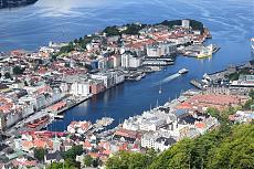 Bergen, Bryggen e il Museo Anseatico-2.jpg