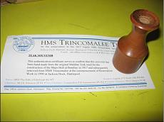 Un pezzo di storia - HMS Trincomalee-trinc.jpg