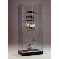 vetrine su misura e di serie per inserire modelli da collezione  ABS VETRERIA  .COM