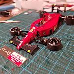 Ferrari F190 TAMEO