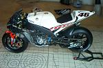 Yamaha M1 Valencia Rossi