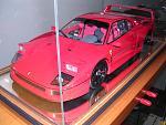 Ferrari F40 lightweight by Kyosho 1:12 scale die-cast