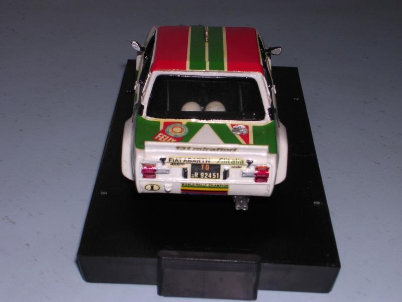 Fiat 131 Abarth vedi altra foto.