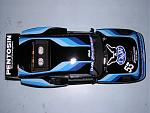 Ford Capri Zakspeed Tamiya 1:24 Top