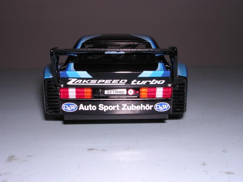 Ford Capri Zakspeed Tamiya 1:24 Post.